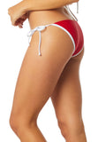 Fox Racing Women's Merica Bikini Triangle Top and/or Side Tie Bottom