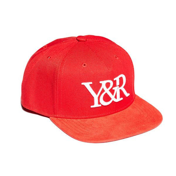 Young and Reckless Men's Minimal Snapback Hat