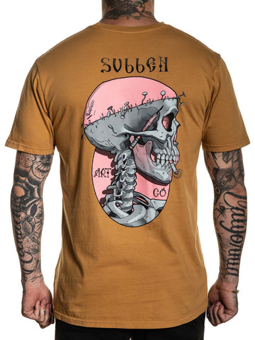 Sullen Men's Multyara Skull Short Sleeve T-shirt