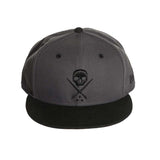 Sullen NE Eternal Fitted Black and Grey Hat