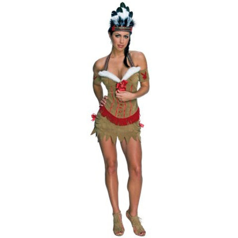 Rubies Women's NLP Native American Princess Costume