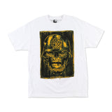 Metal Mulisha Men's Night Creeper Tee White