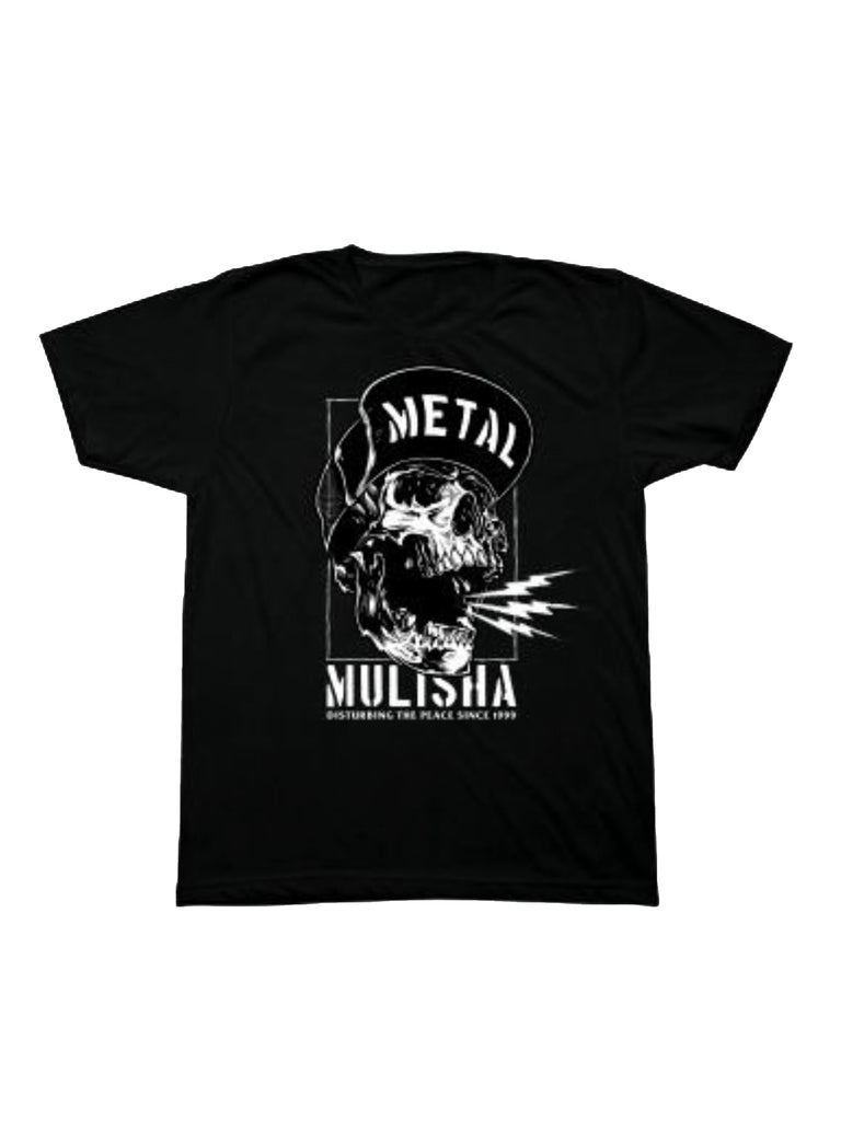 Metal Mulisha Men's No Peach Short Sleeve Tee