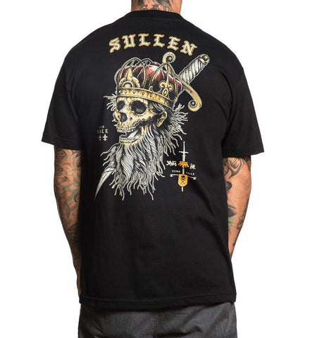 Sullen Men's Noble King Short Sleeve T-shirt