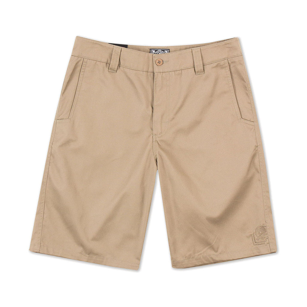Metal Mulish Men's Ocotillo Walk Shorts Khaki Brown