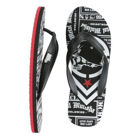 Metal Mulisha Men's On Point Sandals