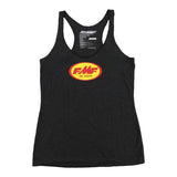 FMF Racing Women's Origins Tank Top Black