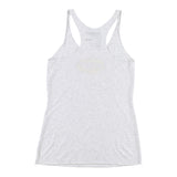 FMF Racing Women's Origins Tank Top White Back