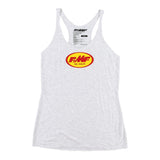 FMF Racing Women's Origins Tank Top White