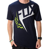 Fox Racing Outcome Tee Navy Blue