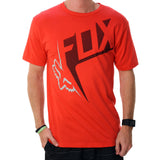 Fox Racing Outcome Tee Cardinal Red