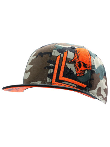 Metal Mulisha Men's Pact Snapback Hat