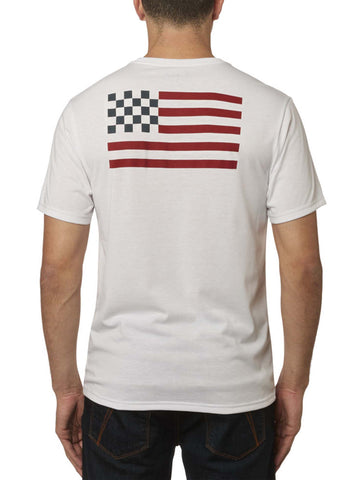 Fox Racing Men's Patriot Short Sleeve Premium T-shirt