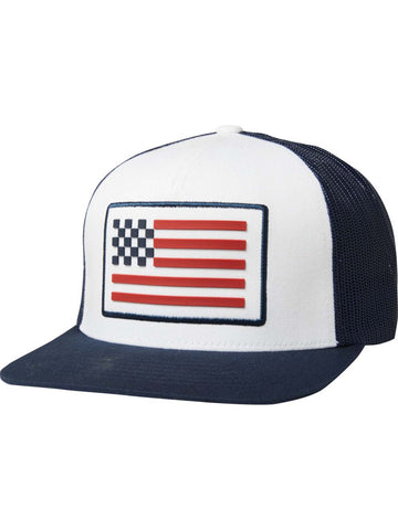 Fox Racing Men's Patriot Snapback Hat