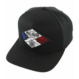 Metal Mulisha Men's Patriotic Flexfit Curved Bill Hat