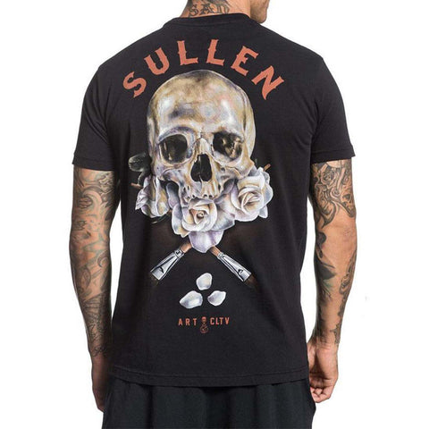 Sullen Men's Pavia Badge Short Sleeve Tee
