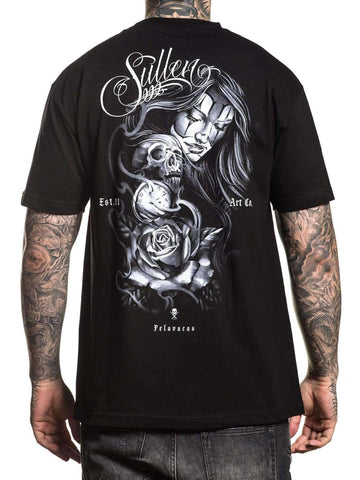 Sullen Men's Pelavacas Short Sleeve T-shirt