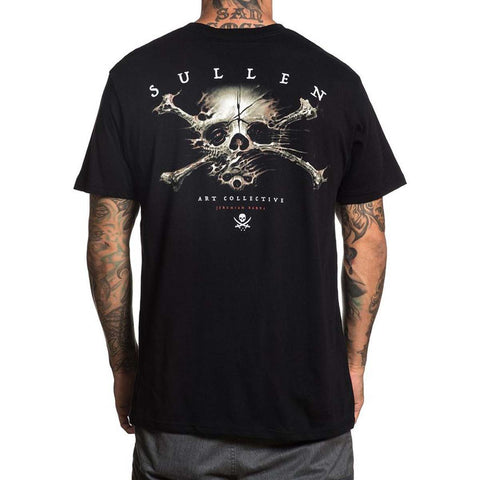 Sullen Men's Piracy Short Sleeve T-shirt
