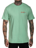 Sullen Men's Pitted Skeleton Surfing Short Sleeve Premium T-shirt