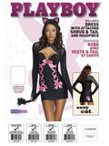 Sexy Wishes Women's Playboy Cat Costume - 889699