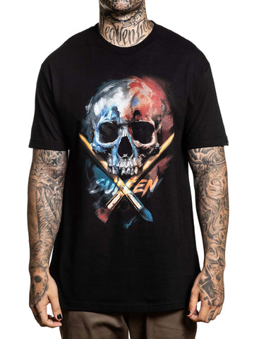 Sullen Men's Primary Badge Short Sleeve T-shirt