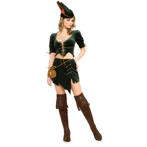 Rubies Women's Princess Of Thieves Costume
