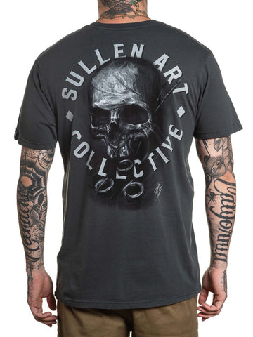 Sullen Men's Prudente Badge Short Sleeve T-shirt