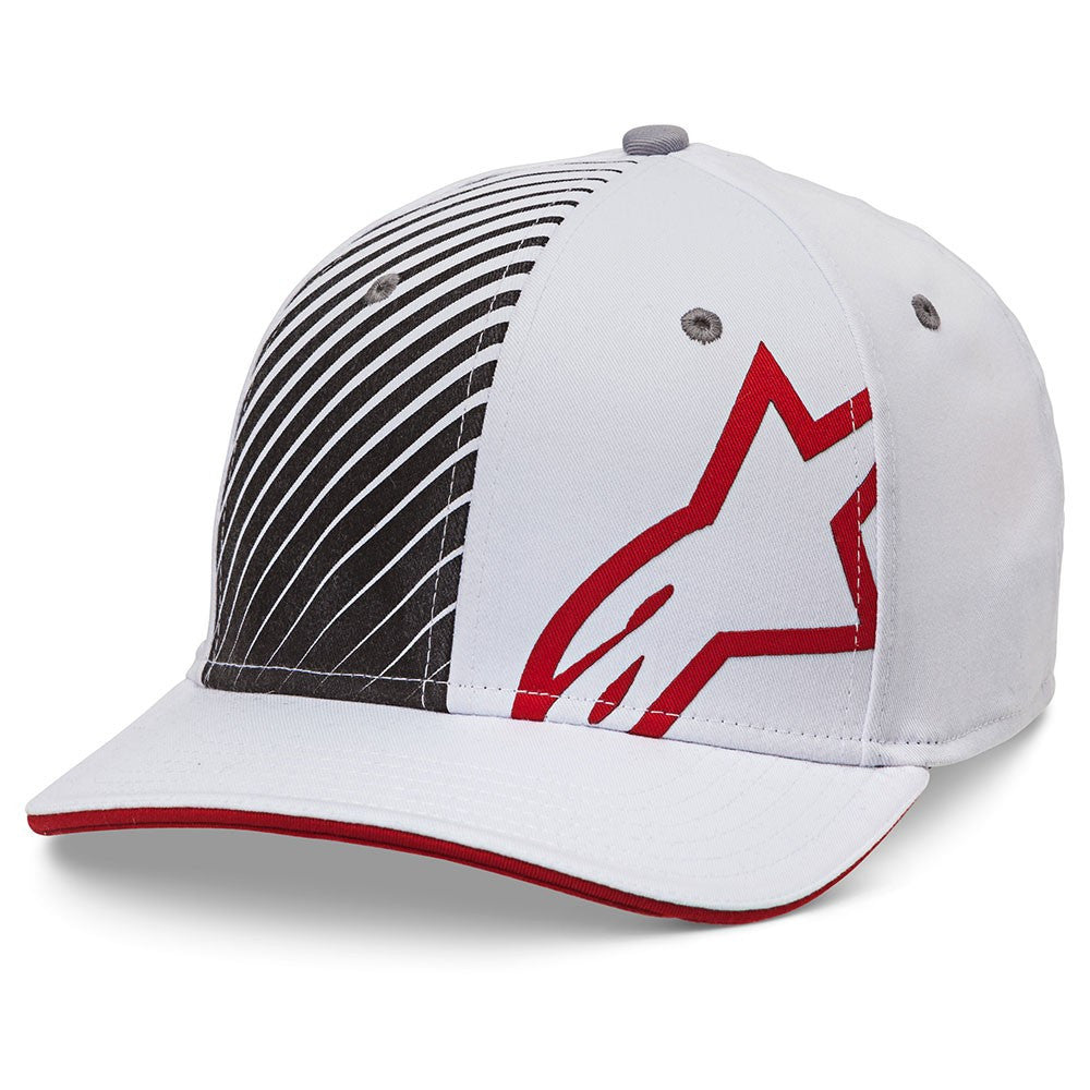 Alpinestars Men's Purpose Baseball Cap White