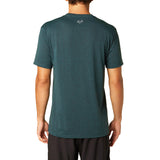 Fox Racing Quantic Tech T-Shirt Aqua Back