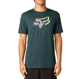 Fox Racing Quantic Tech T-Shirt Aqua Front