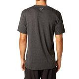 Fox Racing Quantic Tech T-Shirt Heather Black Back