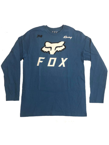 Fox Racing Men's Racing 74 Long Sleeve T-shirt