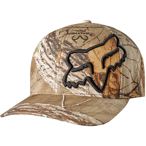 Fox Racing Men's Realtree 45 Flexfit Hat