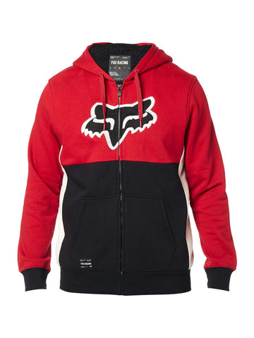 Fox Racing Men's Rebound Sherpa Lined Fleece Hoodie