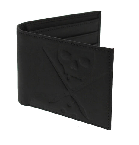 Sullen Men's Reign Leather Bifold Wallet