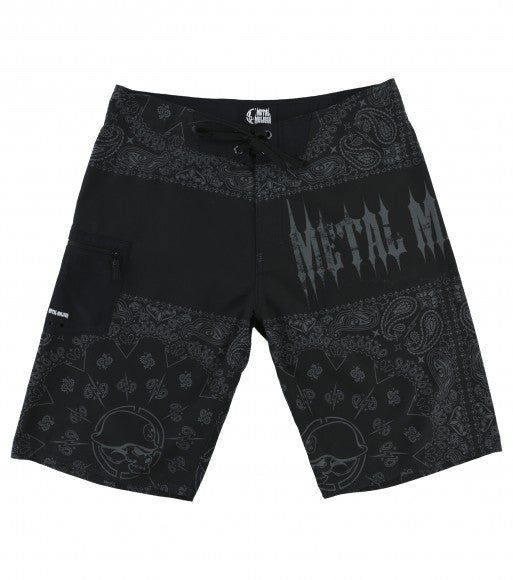 Metal Mulisha Men's Represent Boardshorts