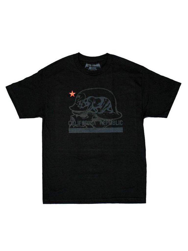 Metal Mulisha Men's Republic Short Sleeve T-shirt
