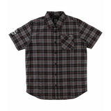 Metal Mulisha Men's Roam Button Down Short Sleeve Shirt