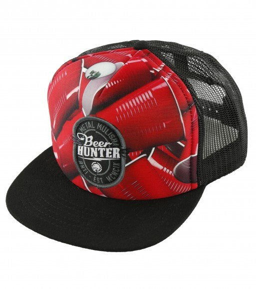 Metal Mulisha Men's Run Trucker Hat