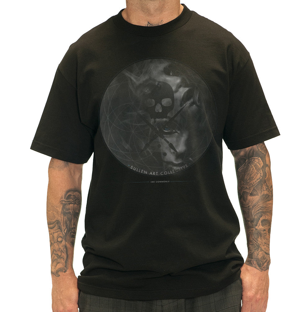 Sullen Men's Sacred Circle T-Shirt