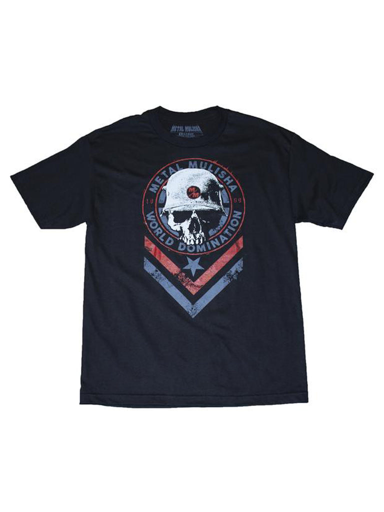 Metal Mulisha Men's Seal Short Sleeve T-shirt