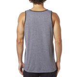 Fox Racing Men's Seca Head Tech Tank Top Back