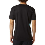 Fox Racing Men's Seca Head Short Sleeve Tech Tee Back