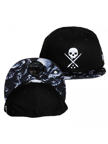 Sullen Men's Serpent Eternal Snapback Hat