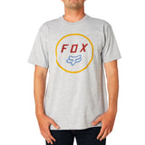Fox Racing Men's Settled Short Sleeve Basic Tee