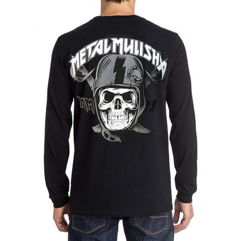 Metal Mulisha Men's Shield Long Sleeve T-shirt