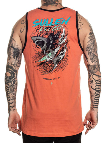 Sullen Men's Shredding Premium Tank Top