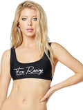 Fox Racing Women's Signature Swim Bikini Top