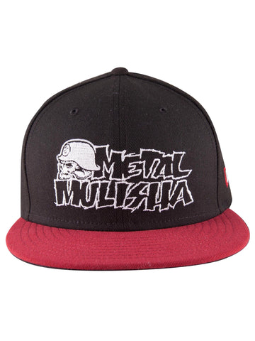 Metal Mulisha Men's Sketch Snapback Hat