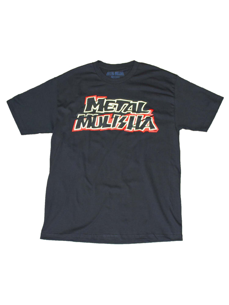 Metal Mulisha Men's Slash Short Sleeve T-shirt
